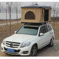 Buy cheap Fiberglass Hard Shell Pop Up Tent , Truck Bed Hard Top Tent With Sponge Mat from wholesalers