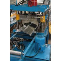 Buy cheap 0.3mm - 0.8mm High Speed Ridge Cap Roll Forming Machine 380V 50HZ 3 Phase from wholesalers