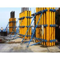 Wholesale H20 Square Concrete Column Formwork , Timber Beam Formwork for Rectangle from china suppliers