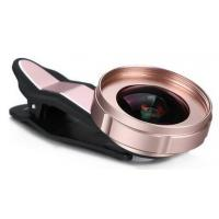 Quality Silver / Black / Golden Color Mobile Phone Camera Lenses With ISO9000 for sale