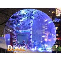 Wholesale Beautiful Christmas Inflatable Snow Globe For Party Decoration from china suppliers