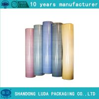 Wholesale clients demand Hand and Machine use Expert Supplier of Color StretchWrapping Film from china suppliers