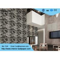 Wholesale Removable 3D Brick Effect Wallpaper / Contemporary Wall Coverings with PVC Wallpaper from china suppliers
