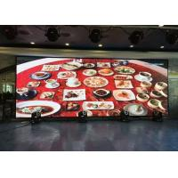 Wholesale Indoor advertising Front accessed Rental LED Display CE 250x250mm Module size from china suppliers