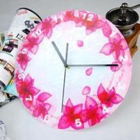 Wholesale Round Modern Personalised Contemporary Wall Clocks LY-021 from china suppliers