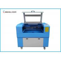Wholesale Mini Portable CO2 Laser Engraving Cutting Machine For Wood / Acrylic / Rubber Stamp from china suppliers