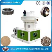 Wholesale 90 KW Ring Die Pellet Machine 6mm/8mm , CE Approved Ring Die Pellet Mill from china suppliers