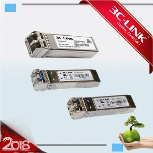 Wholesale 4.25G CWDM SFP Optical Fiber Transceiver , Lightweight WDM SFP Transceiver Equipment 80km from china suppliers