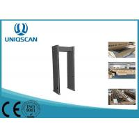 Wholesale Multiple Zones Security Walk Through Metal Detector Body Scanner For Bank from china suppliers