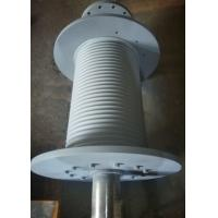 Wholesale Right Rotation Integrated Lebus Grooved Drum for solution spooling problems from china suppliers