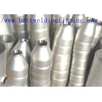 Wholesale SS904L Stainless Steel Reducer , 1-60 Inch Pipe Reducer Fittings ASME B16.9 Standard from china suppliers