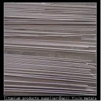 Wholesale hot sale best price high purity hafnium metal bar/hafnium metal rod fitow metal from china suppliers