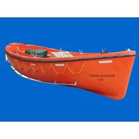 Wholesale 6 - 8 Meters Rescue Boats SOLAS Fiberglass Reinforced Open Type Lifeboats With CCS from china suppliers