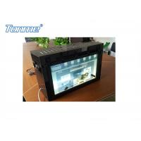 Wholesale White / Black Transparent LCD Display Showcase 22 inch With Touch Screen from china suppliers