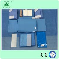 Wholesale Disposable Sterile Surgical Hip Drape Pack With Fluid Collection Pouch from china suppliers