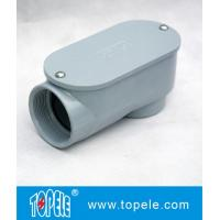 Wholesale SLB Explosionproof Threaded Rigid Conduit Body , Conduit Outlet Body from china suppliers