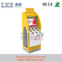 Wholesale Self Service Change Pay Touch Kisok , outdoor retail kiosk For Banking from china suppliers