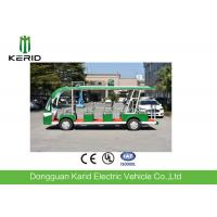 Buy cheap New Energy 72V DC Motor 14 Seater Electric Passenger Vehicles With CE Certificate from wholesalers