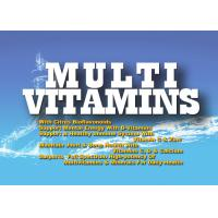 Quality MultiVitamins Tablet Vitamins Minerals Supplements centrum formula Vitamins A to Z for sale