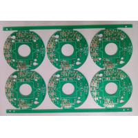 Wholesale Double Sided PCB FR4 Circuit Board Immersion Gold Custom PCB Design from china suppliers