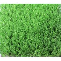 Wholesale PE Football Artificial Grass , Soccer Artificial Grass Light Green 3/4 Gauge from china suppliers