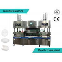 Wholesale Semi Automatic Paper Pulp Molding Machine / Paper Tray Making Machine from china suppliers
