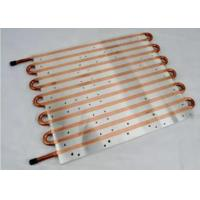 Buy cheap Cold Plate Copper Tube Water Cooled Heat Sink Aluminum Heatsink Extrusions from wholesalers