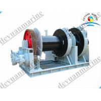 Wholesale Φ70 / 73 Marine Windlass Hydraulic Deck Equipment For a Ship from china suppliers