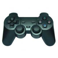 Wholesale Wired PS3 / PS2 PC Joystick Controller Vibration Gamepad With Two Analog Sticks from china suppliers