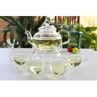 Wholesale double wall glass cup glass teaset from china suppliers