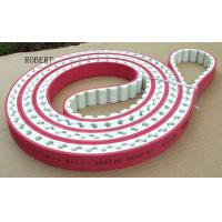 Wholesale Adjustable Length Polyurethane Timing Drive Belts 50mm - 100mm Width Red Color from china suppliers