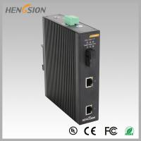 Wholesale 2 Electric port and 1 FX Small Managed Gigabit Switch , Network Managed Switch from china suppliers