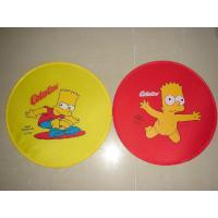 Wholesale promotional foldable frisbee from china suppliers