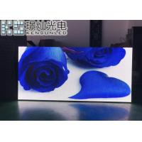 Wholesale Custom P5 High Resolution Digital Mobile Stage LED Screen Rental CE MW Power Supply 640X640mm from china suppliers
