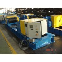 Wholesale Double Drive 10Ton Bolt Adjustment Conventional Welding Turning Rollers With PU Wheels from china suppliers