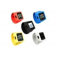 """Wholesale Dual SIM Cards Dual Standby 1.54"""" TFT HD Touch Screen Wrist Watch Cell Phones from china suppliers"""