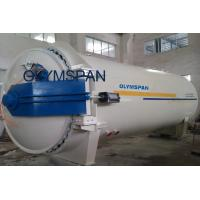 Wholesale High Temperature Chemical Industrial Laminated Glass Autoclave Safety , Φ2m from china suppliers