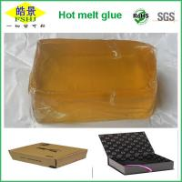 Wholesale High Temperature Pressure Sensitive Hot Melt Adhesive Glue For Elegant Gift Box from china suppliers