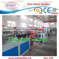 Wholesale 350kg Particle Board Production Line For PVC WPC Foam Board from china suppliers