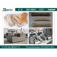 Wholesale Pet Food Machinery Pet chewing bone with cowhide , pigskin or sheepskin as material from china suppliers