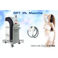 Wholesale Pain-free SHR IPL Hair Removal Machine Without Gel / Vertical E-light IPL RF Hair Removal from china suppliers