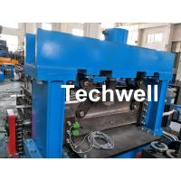 Wholesale 20KW CZ Purlin Roll Forming Machine Quick Interchangeable Type TW-CZ300 from china suppliers