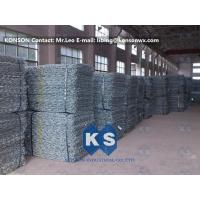 Wholesale Professional Galvanized Wire Gabion Basket Protection Engineering Stone Cages from china suppliers
