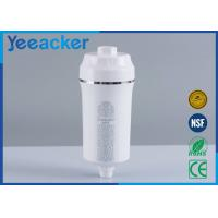 Wholesale Bathroom Shower Water Filter  4 stage Calcium Sulfite For Hair & Skin Care from china suppliers