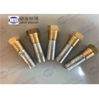 Wholesale ASTM B418-95 Water Heater Anode Rod Complete Zinc Pencil Anode For Marine Engine from china suppliers