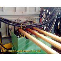 Wholesale Ф350×10 Red Copper Strip Horizontal Continuous Casting Machine Line Two Strands from china suppliers
