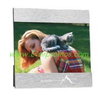 "Wholesale 4"" x 6"" Aluminum Photo Frame from china suppliers"