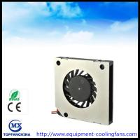 Wholesale 30 x 30 x 4.5 Mm mini blower CPU Cooling Fan for laptop mask razor , dc 3.3V - 5V from china suppliers