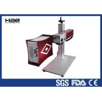 Wholesale 10W 20W 30W Metal Laser Engraving Machine Jewellry Industrial Marking Machine from china suppliers