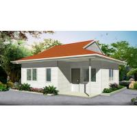 Wholesale Comfortable Light Steel Frame Houses Modular Homes Prefab Construction Villa from china suppliers